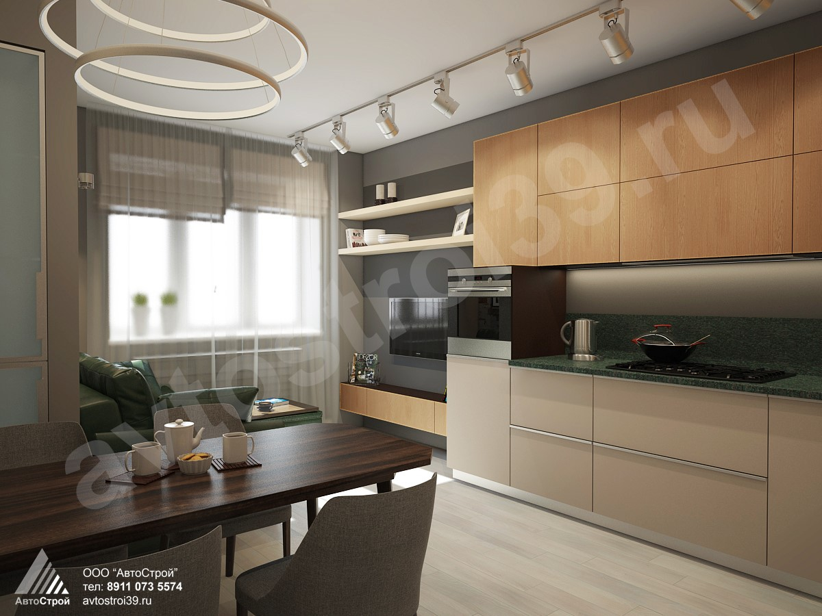 Интерьер кухни эконом класса современный дизайн