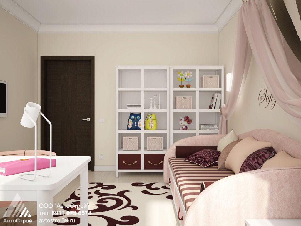 дизайн квартиры в современном стиле Калининград