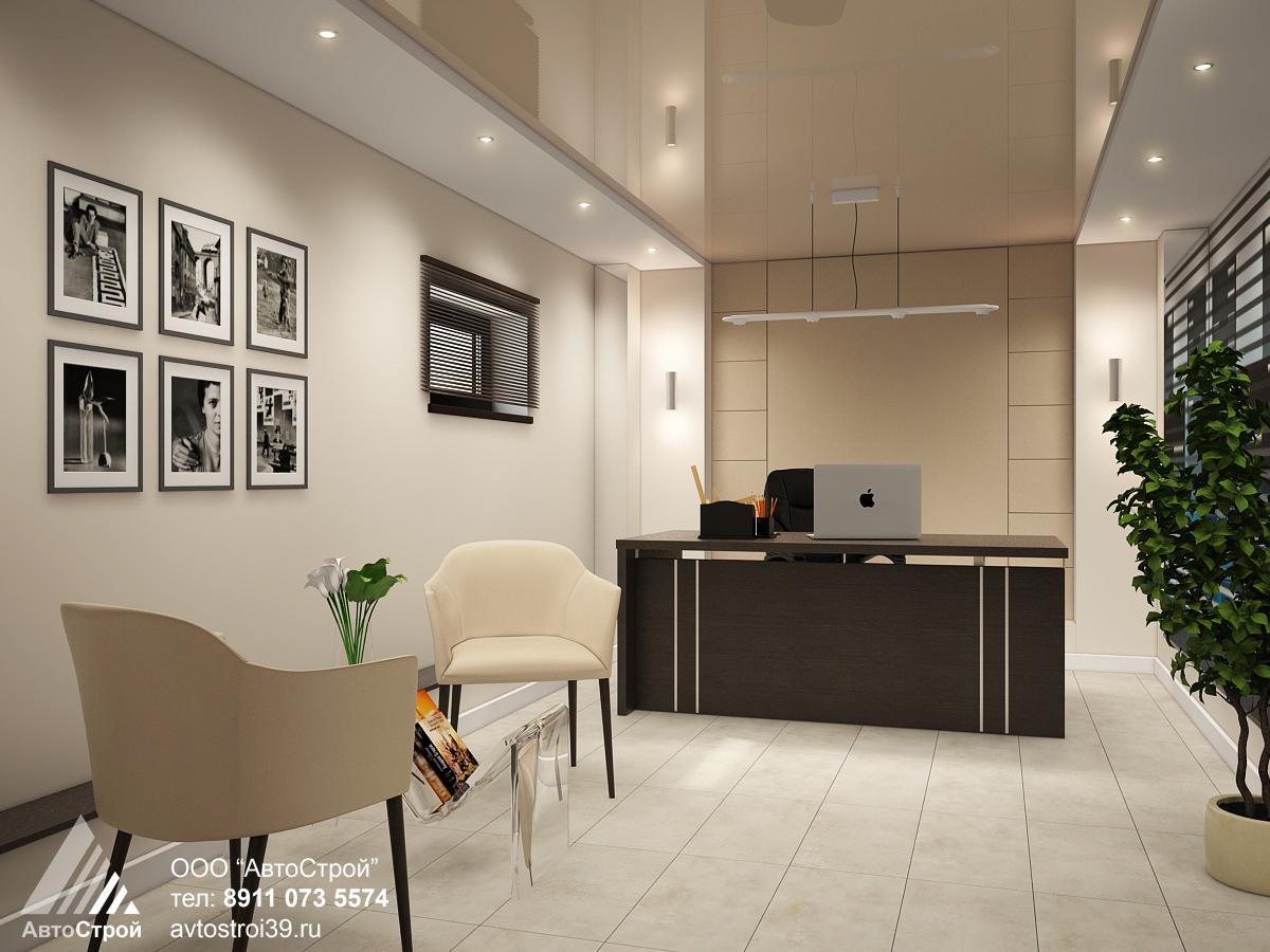 дизайн интерьера дома в г. Калининград