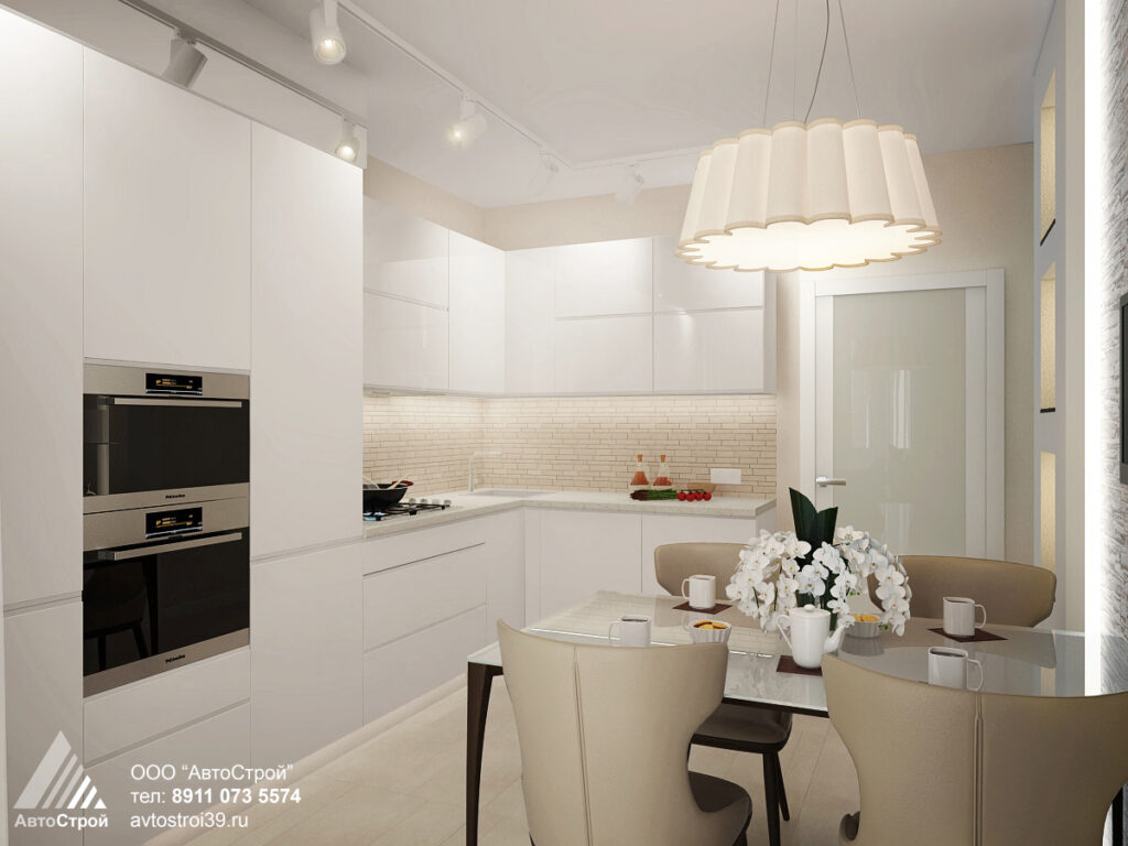 дизайн проект квартиры калининград