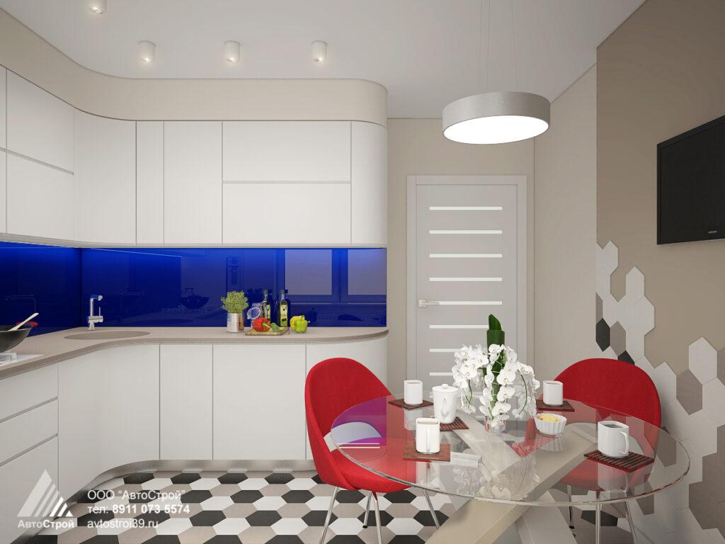 дизайн квартир в г. Калининград