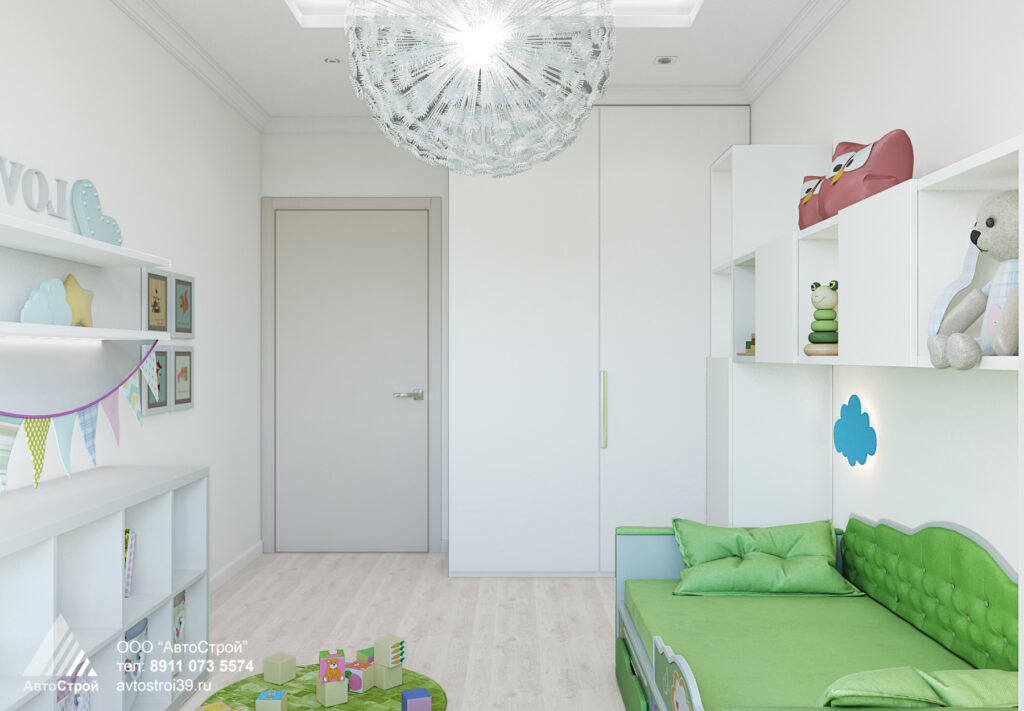 дизайн интерьера квартир Калининград