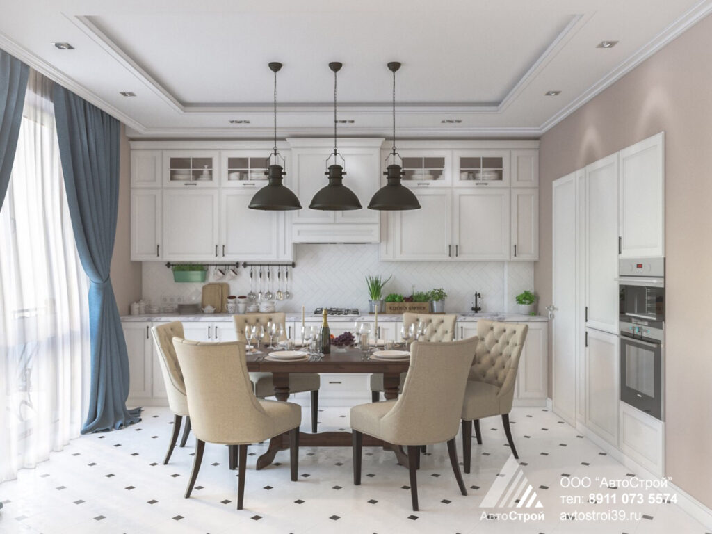 дизайн интерьера калининград