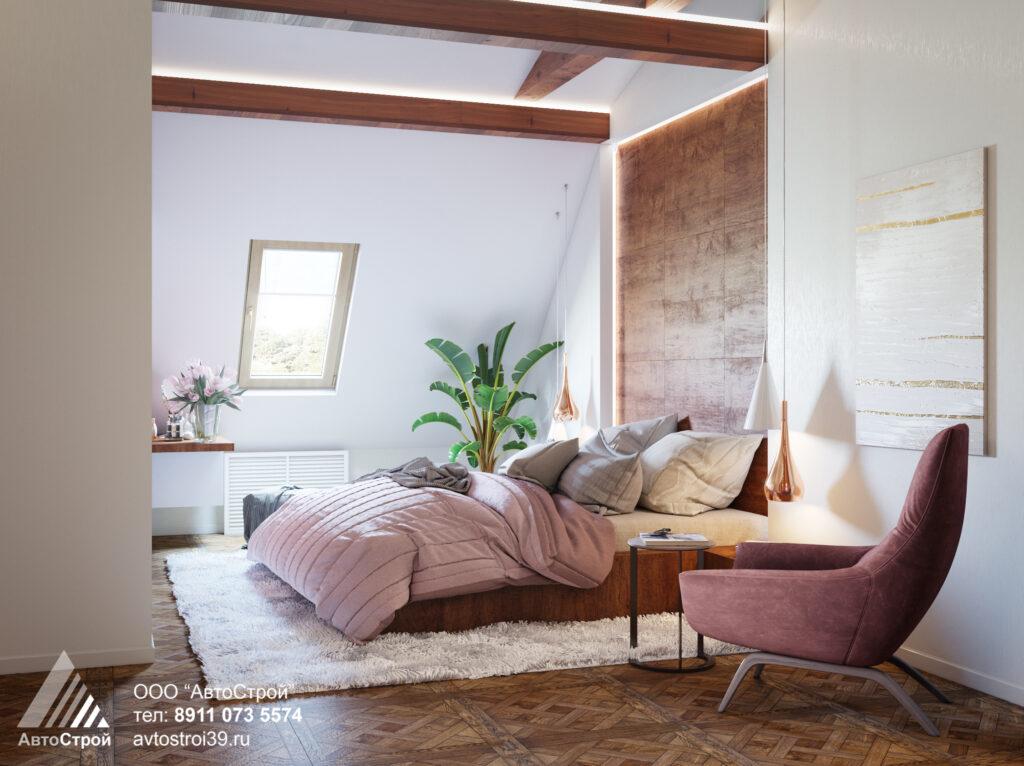 современный дизайн интерьера калининград