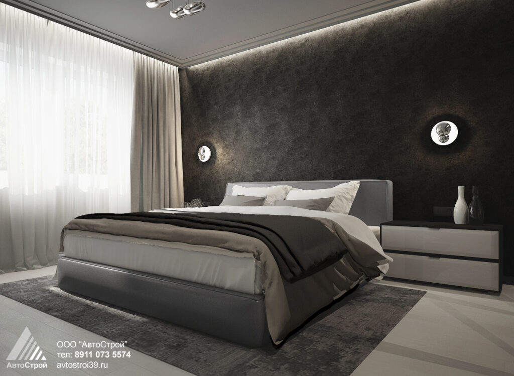 современный интерьер квартир Калининград