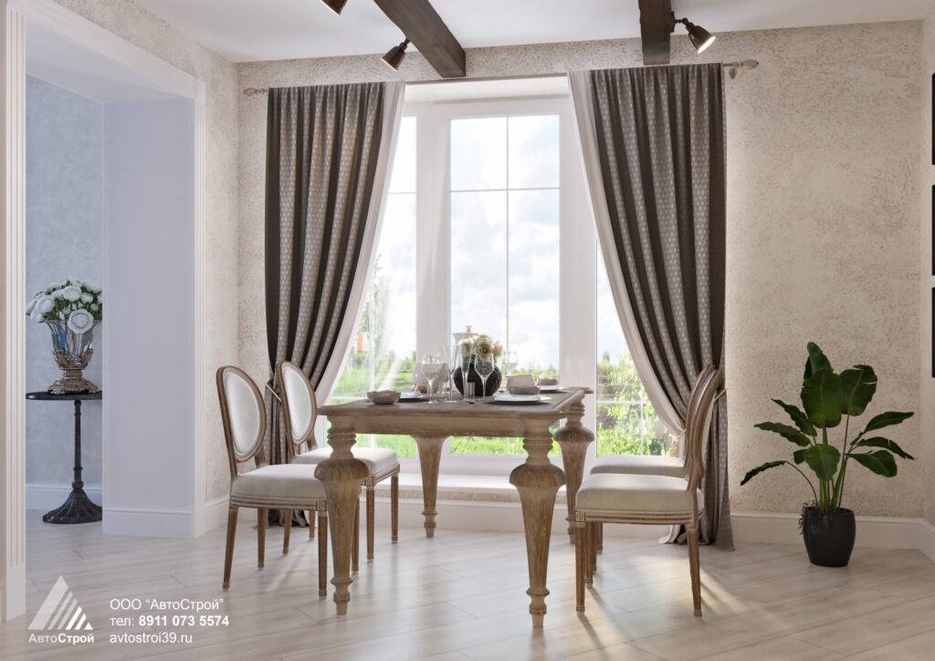 интерьер дома калининград