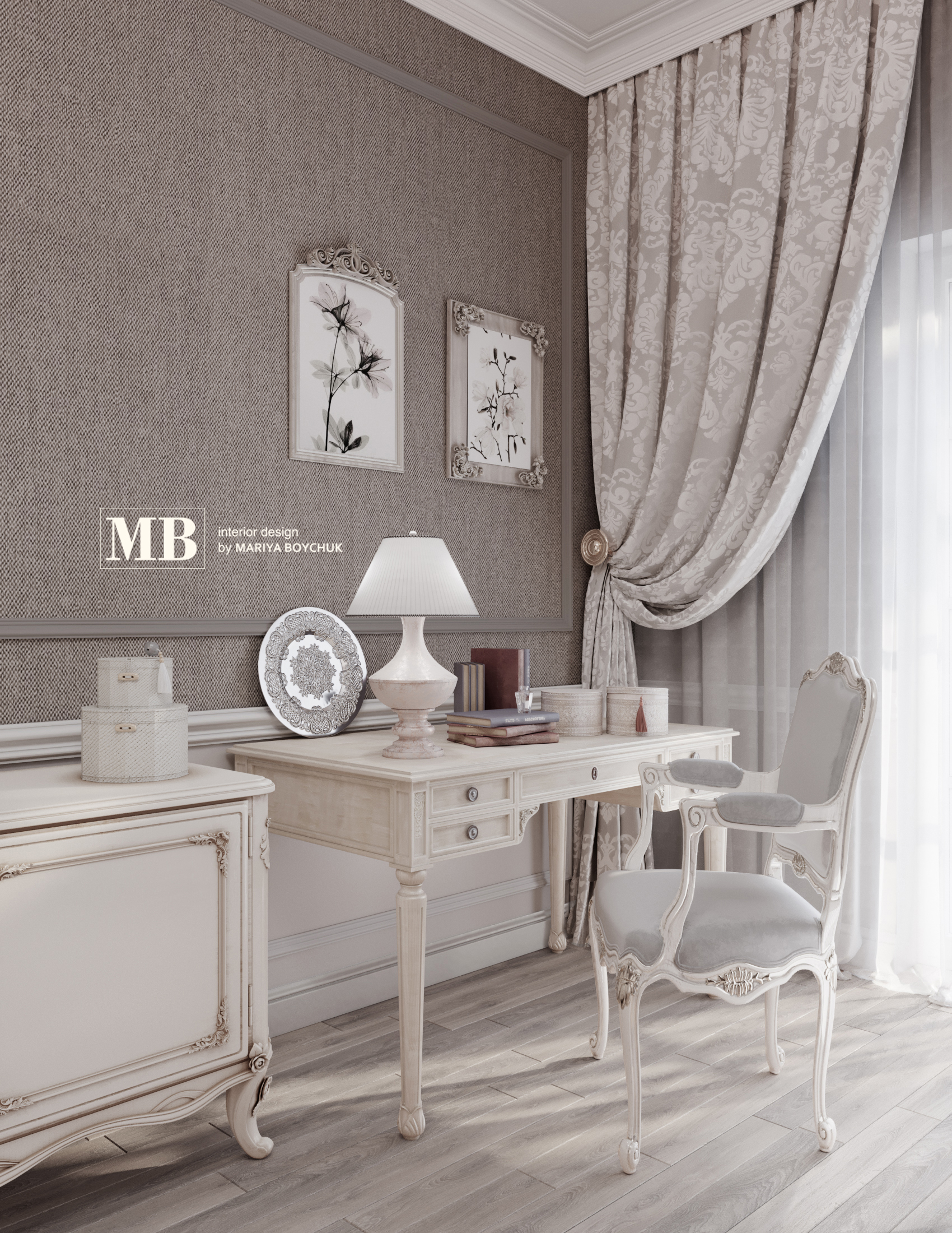дизайн загородного дома в г. Калининград