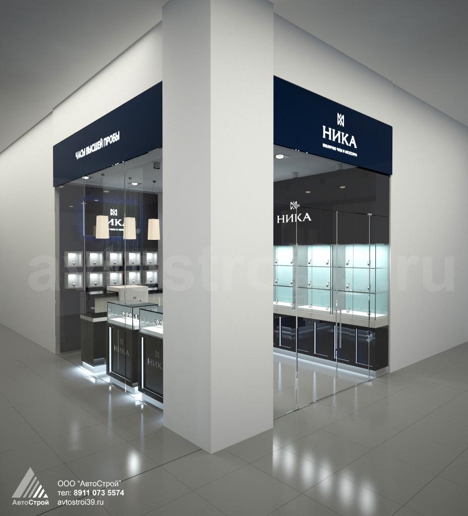 дизайн магазина Калининград