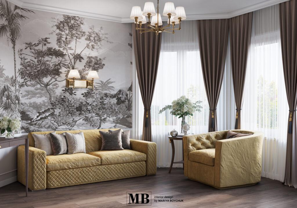 дизайн интерьера дома Калининград