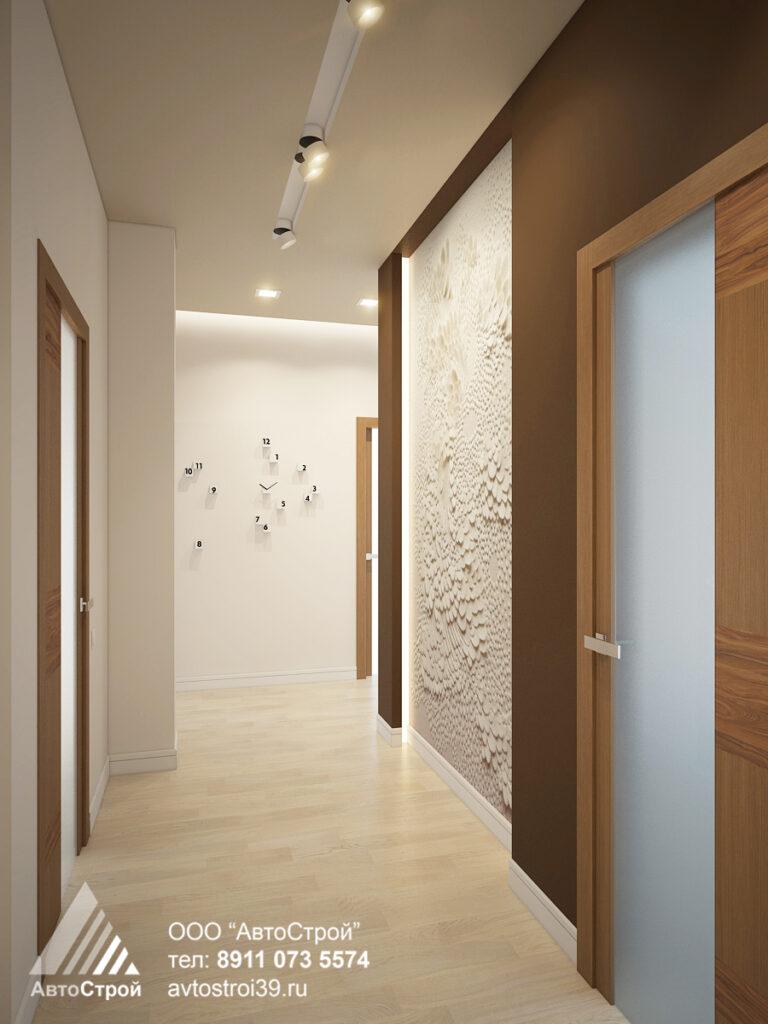 дизайн интерьера частного дома в современном стиле