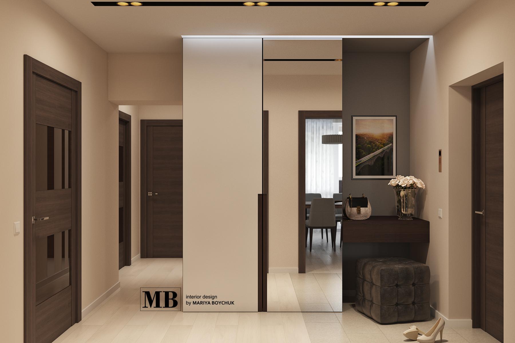 дизайн интерьера квартир в г. Калининград