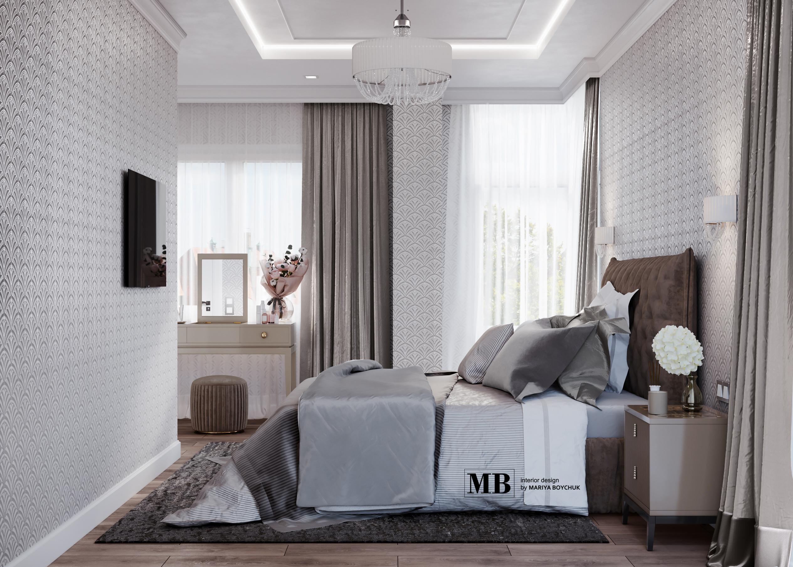 дизайн интерьера квартиры в Калининграде