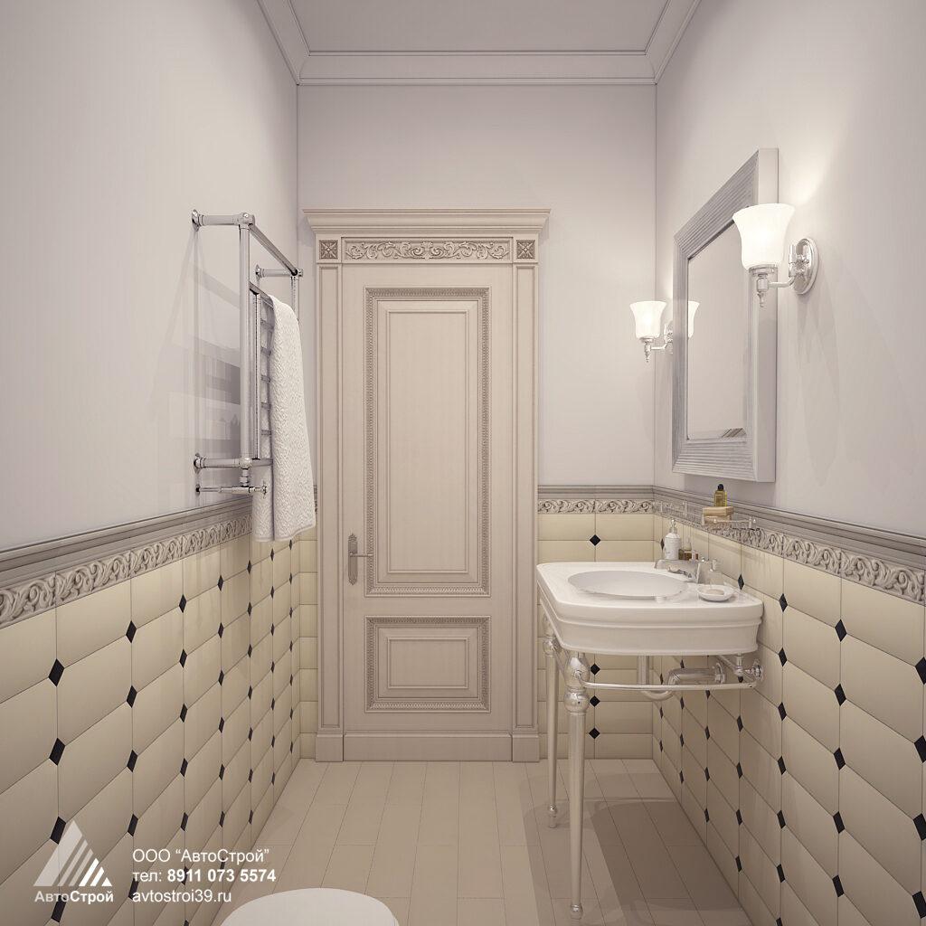 дизайн квартиры в Светлогорске