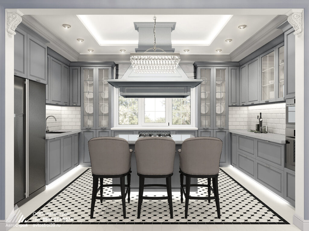 дизайн частного дома Калининград