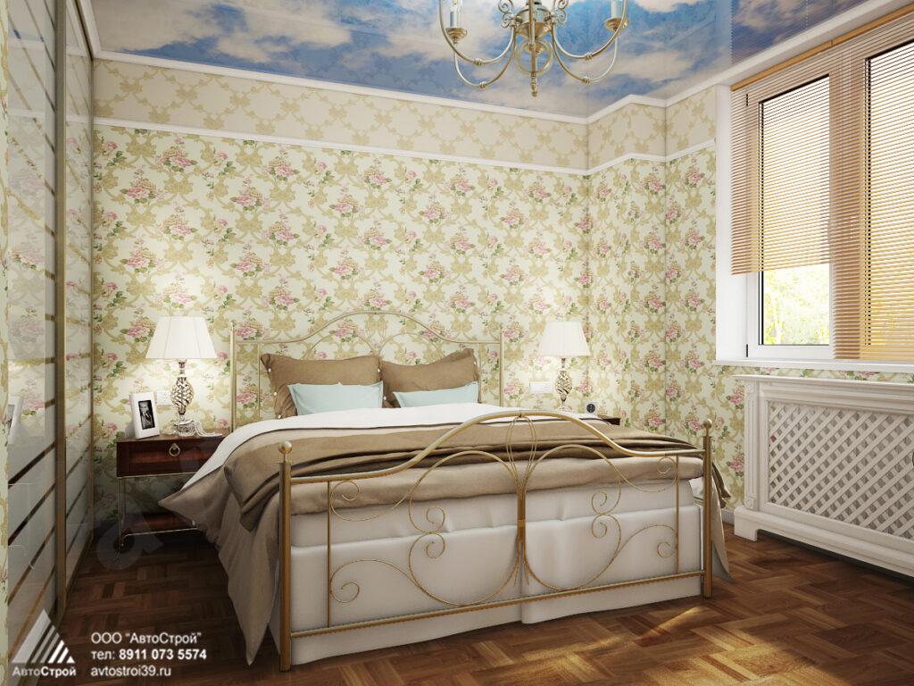 дизайн интерьера квартиры Калининград