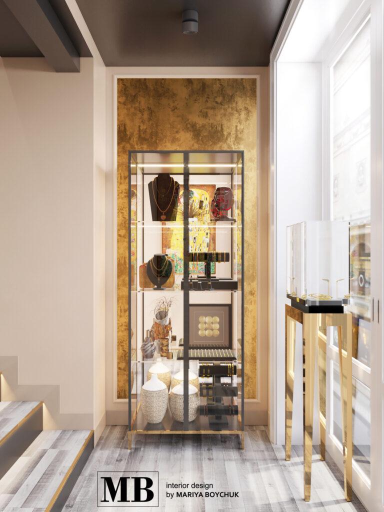 дизайн магазина в Калининград
