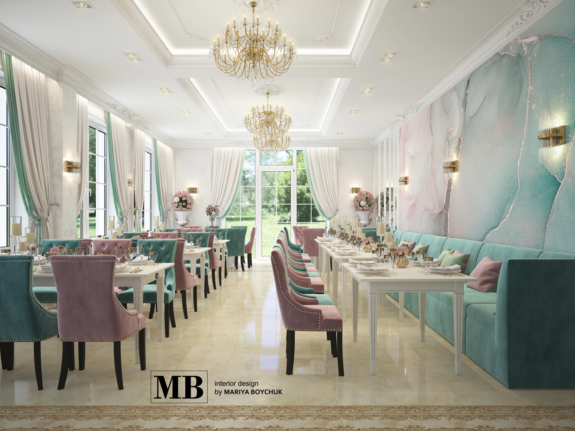 дизайн ресторана Калининград