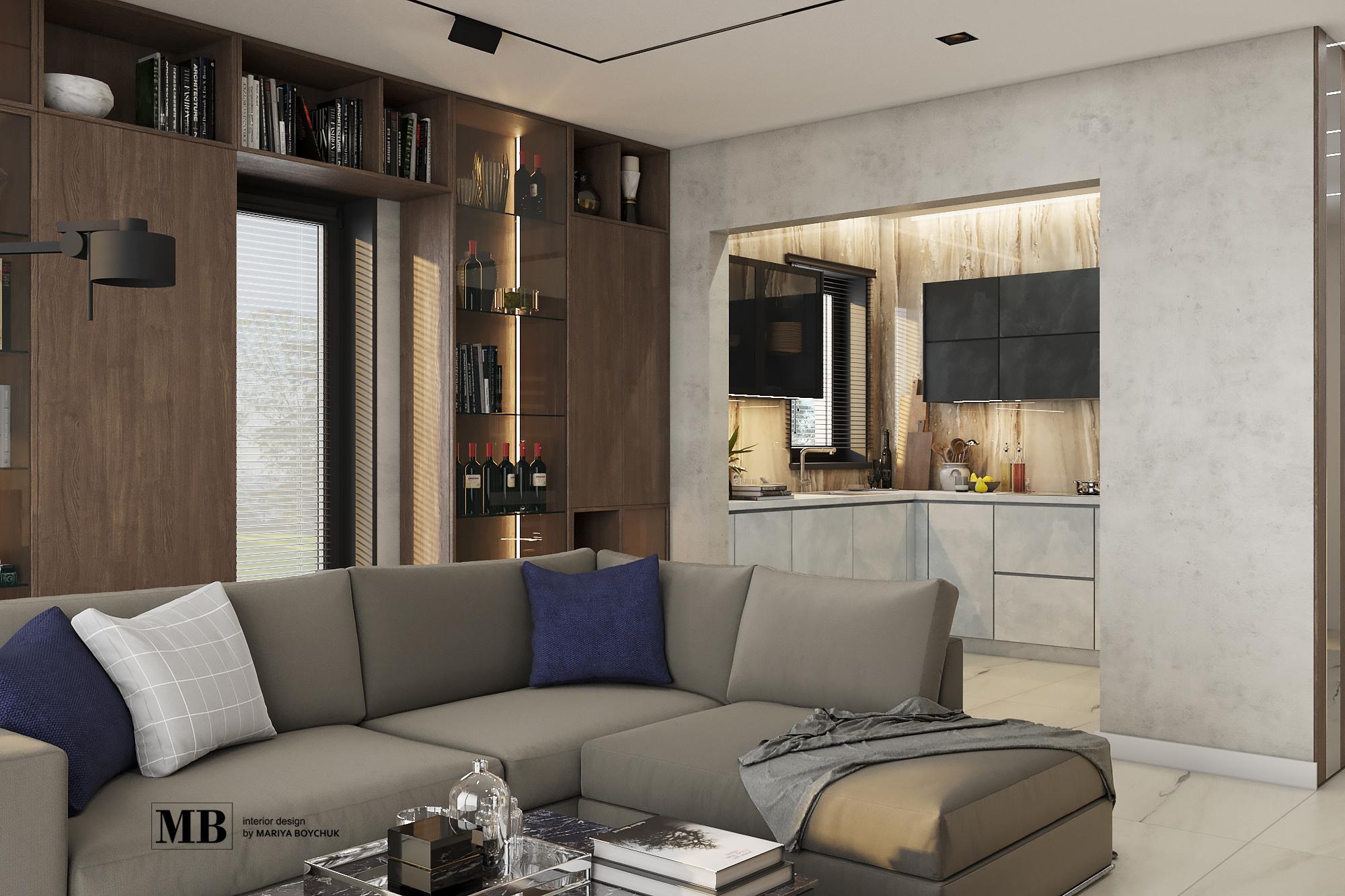 современный дизайн интерьера дома Калининградсовременный дизайн интерьера дома Калининград
