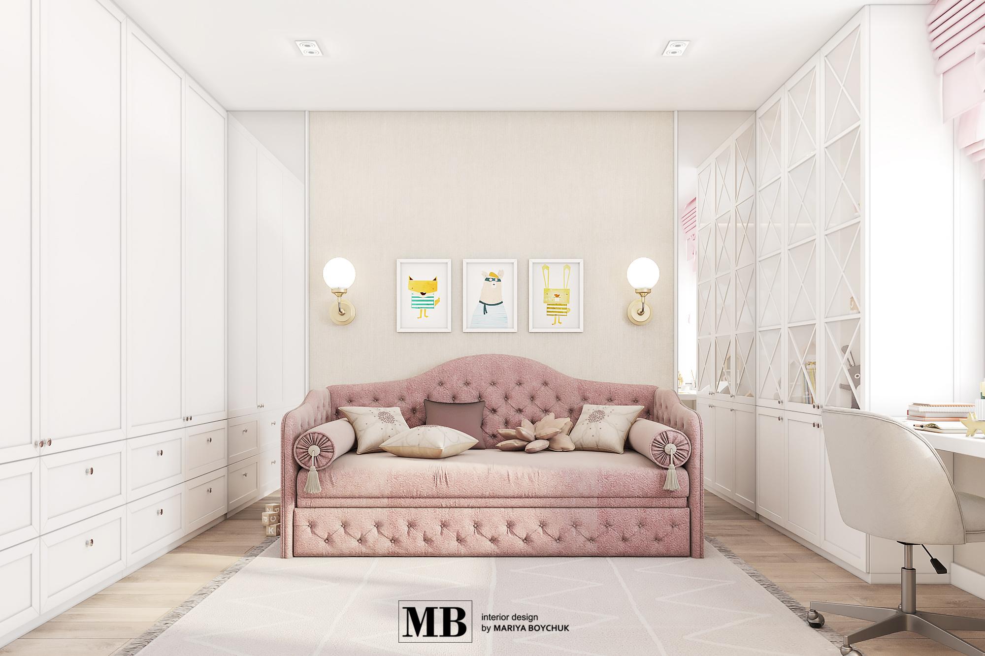 дизайн квартиры в г. Калининград