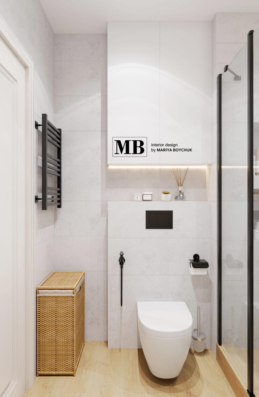 современный дизайн квартиры в Пионерском