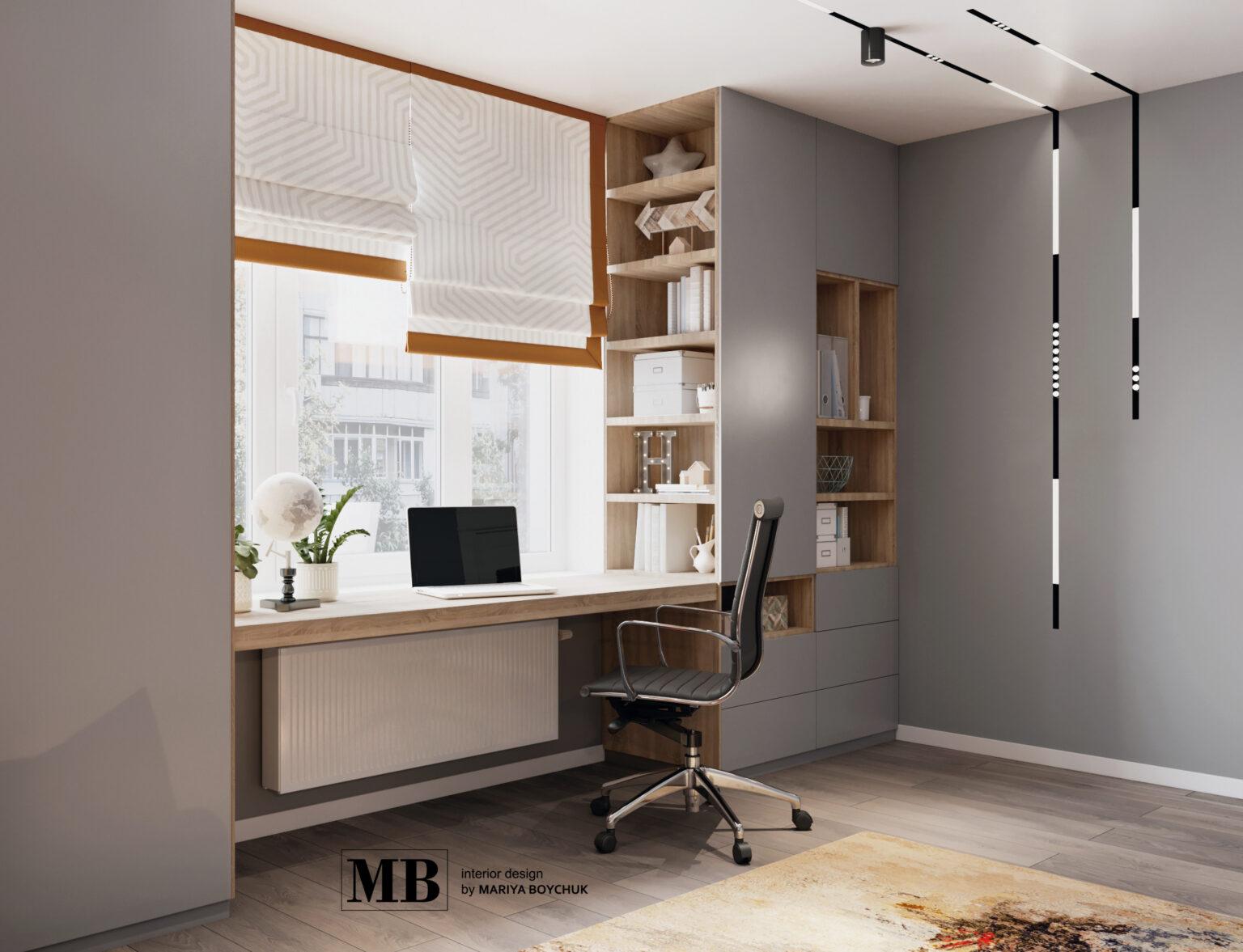 дизайнерский ремонт квартиры в г. Калининград