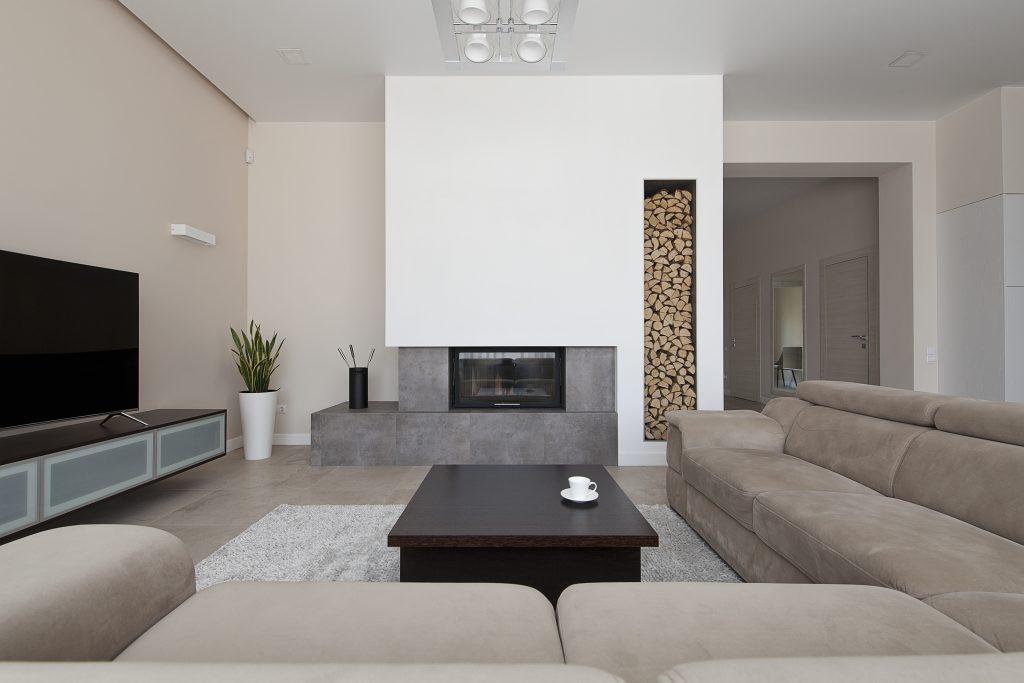 фото современный интерьер дома Калининград