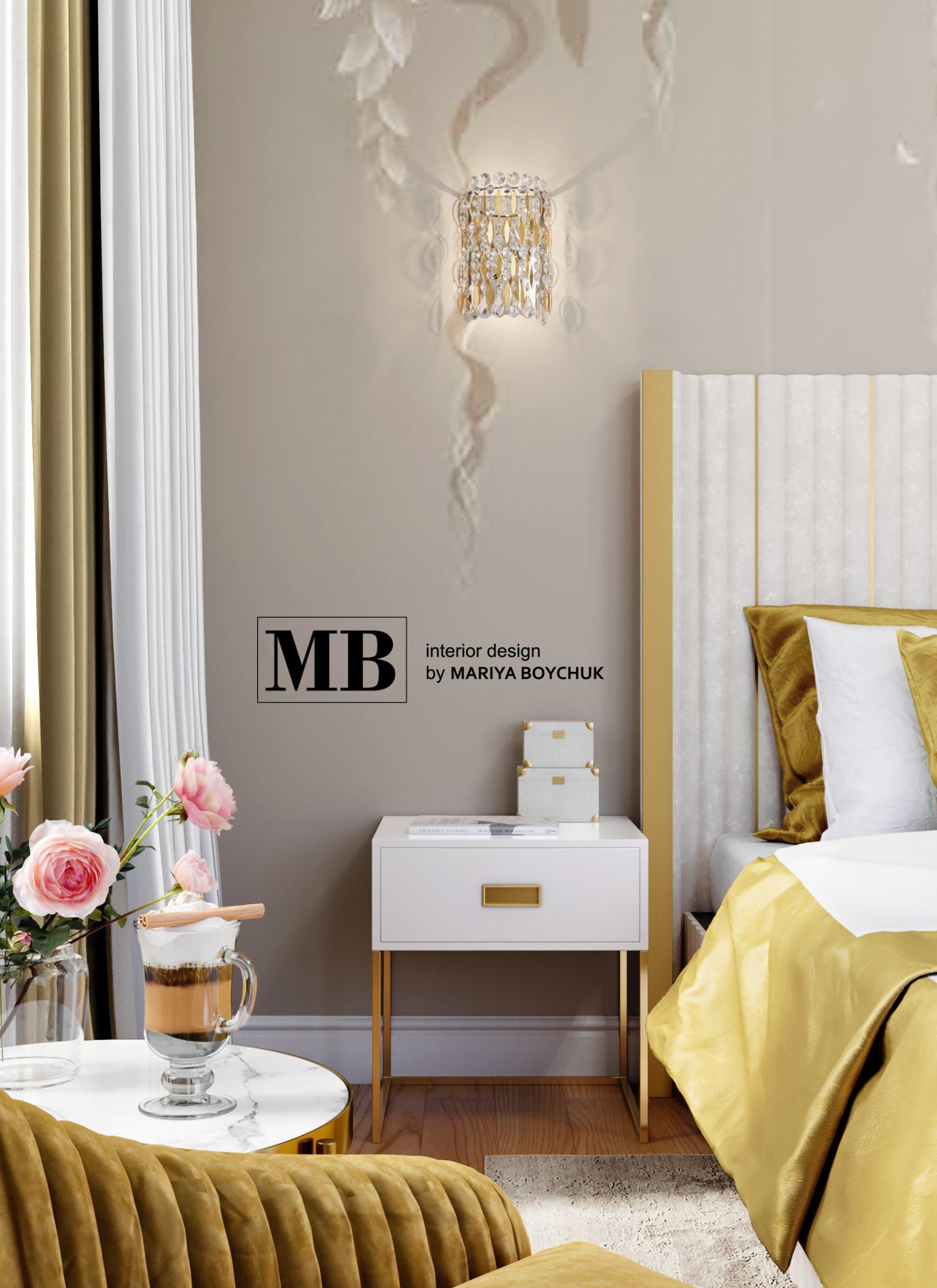 дизайн двухуровневой квартиры в стиле современной классики в Калининграде