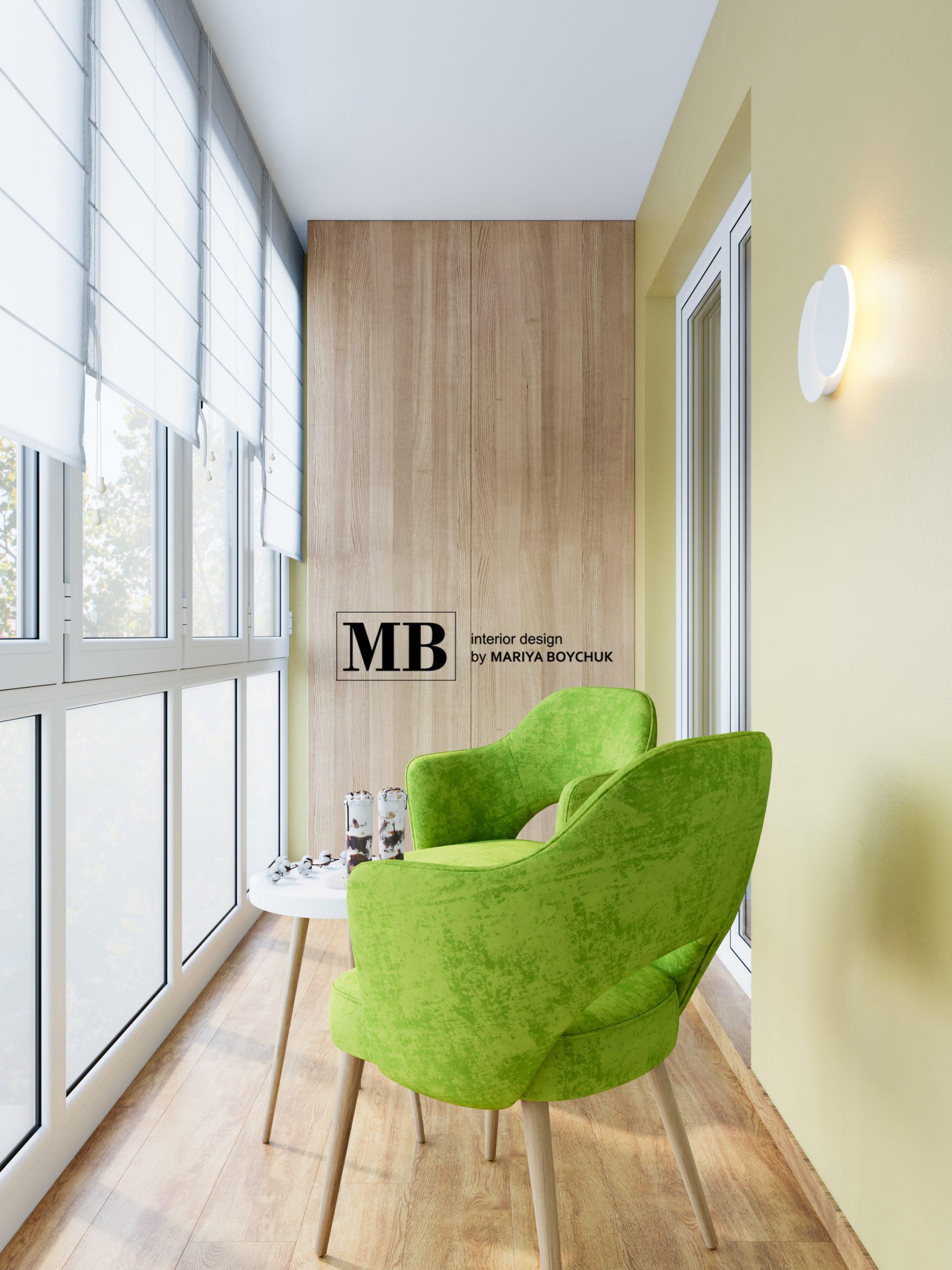 дизайн квартиры в скандинавском стиле Калининград